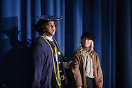 "Monhagen Middle School production of ""Oliver"" on Saturday, Feb. 28, 2009."
