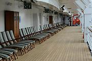 Doop ms Nieuw Amsterdam in Venetie<br /> <br /> Hare Koninklijke Hoogheid prinses Máxima doopt op zondag 4 juli 2010 in Venetië het cruiseschip ms Nieuw Amsterdam van de Holland America Line. Het schip is de tweede in de Signature-klasse. De Nieuw Amsterdam, die plaats biedt aan 2.106 passagiers, wordt gebouwd door de scheepsbouwer Fincantieri-Cantieri Navali Italiani S.p.A. in Marghera, Italië. <br /> <br /> op de foto:<br /> <br />   het cruiseschip ms Nieuw Amsterdam van de Holland America Line