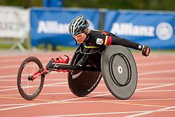 Marieke Vervoort BEL at 2014 IPC Athletics Grandprix, Nottwil, Switzerland