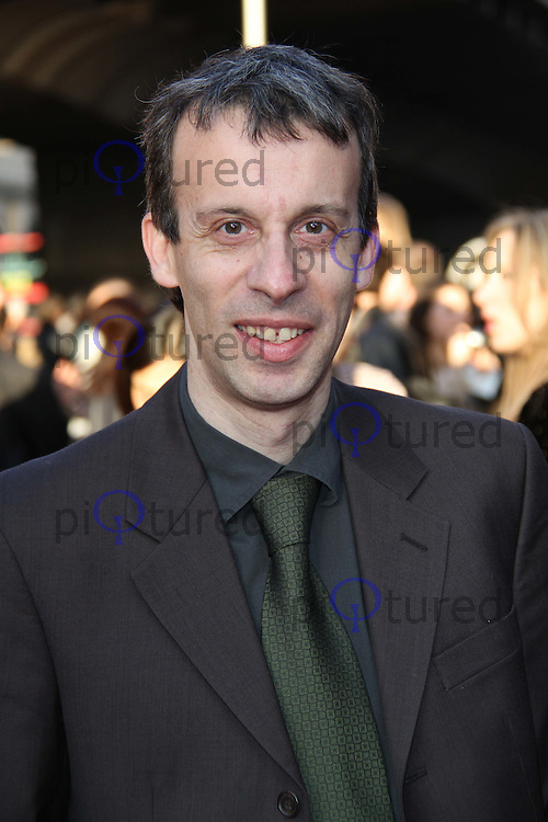 London, UK, 08 April 2010: Celebrity arrivals for the World Premiere of The Infidel held at the Hammersmith Apollo. (Picture by Richard Goldschmidt/Piqtured)