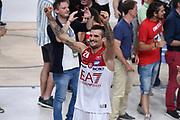 Cianciarini Andrea<br /> Dolomiti Energia Trento - EA7 Emporio Armani Playoff Finale gara 6<br /> Legabasket serieA 2017-2018<br /> Trento  15/06/2018<br /> Foto Ciamillo-Castoria /Thomas Barea