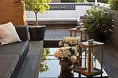 Roof Terrace Garden 757