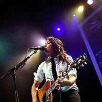KT Tunstall plays live at the Fruitmarket, Glasgow..