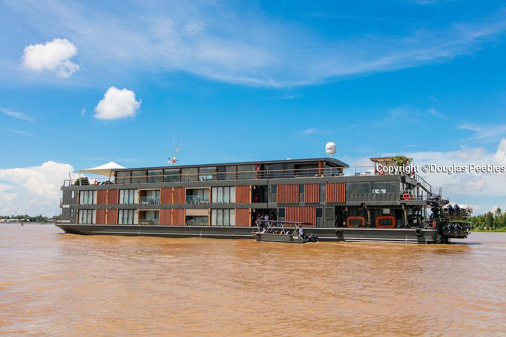 Aqua Expeditions, Mekong River, Cruise, Vietnam, Asia