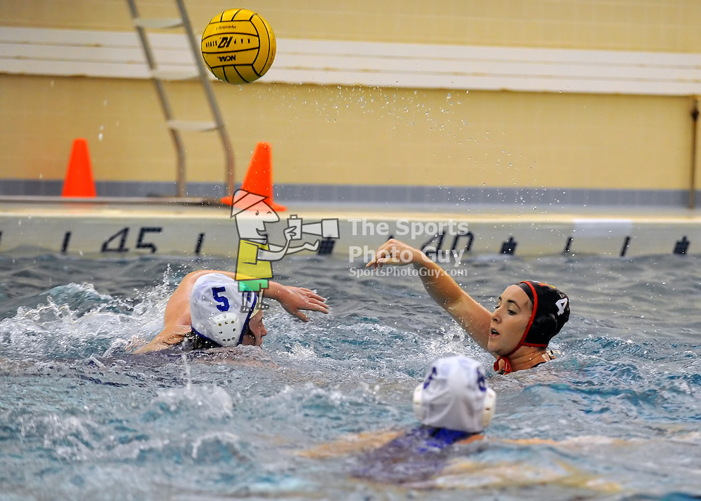 NCAA Women's Water Polo: VMI handles Notre Dame College 18-5