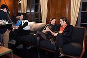 ANGELICA STEFAN; ELMAR LUVESCHER, Wallpaper Design Awards 2012. 10 Trinity Square<br /> London,  11 January 2011.