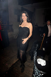 CHRISTINA ESTRADA-JUFFALI at 'Superficial Butterfly' a party hosted by Amanda Eliasch to celebrate her 50th birthday held at Number One Mayfair (St Marks Church) North Audley Street, London on 12th May 2010.