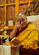 The Dalai Lama, Daramshala, India