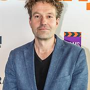 NLD/Amsterdam//20170419 - Castpresentatie film Gek op Oranje, regisseur Pim van Hoeve