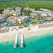 Excellence hotel Riviera Cancun. Quintana Roo, Mexico.