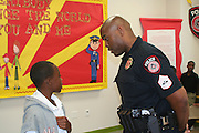 Peck Elementary Police Mentorship