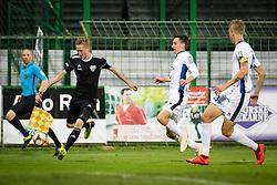 Žan Karničnik of Mura during football match between NŠ Mura and ND Gorica in 34nd Round of Prva liga Telekom Slovenije 2018/19, on May 18, 2019 in Fazanerija, Murska Sobota, Slovenia. Photo by Blaž Weindorfer / Sportida