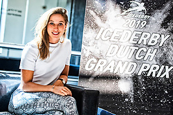 10-04-2019 NED: Kick off of Icederby in Thialf 2019/2020, Almere<br /> The Ultimate Icederby between long track and short track speed skating comes to invade the Netherlands / Suzanne Schulting