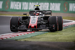 October 5, 2018 - Suzuka, Japan - 20 MAGNUSSEN Kevin (dnk), Haas F1 Team VF-18 Ferrari, action during the 2018 Formula One World Championship, Japan Grand Prix from October 4 to 7 at Suzuka -  /  , #20 Kevin Magnussen (DEN, Haas F1 Team) ,   , Motorsports: FIA Formula One World Championship 2018, Grand Prix of Japan, .World Championship 2018 Grand Prix Japan  (Credit Image: © Hoch Zwei via ZUMA Wire)