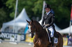 Price Tim (NZL) - Wesko<br /> Dressage<br /> CCI4*  Luhmuhlen 2014 <br /> © Hippo Foto - Jon Stroud
