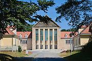 Festspielhaus Hellerau, Dresden, Sachsen, Deutschland.|.festival hall Hellerau, Dresden, Saxony, Germany.