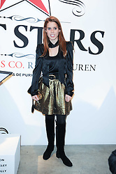 PRINCESS BEATRICE OF YORK at the Polo Jeans Co. hosted Art Stars Auction in support of the Teenage Cancer Trust held at Phillips de Pury & Co, Howick Place, London on 6th December 2010.