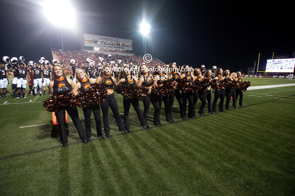 2016 Campbell University Football vs Butler