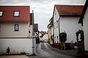 Street in the old part of Stierstadt which belongs to the city of Oberursel.