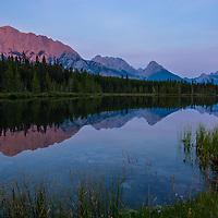 Kananaskis Country, Alberta, Canada.