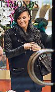 Exclusive! Demi Lovato Goes Diamond Shopping 2