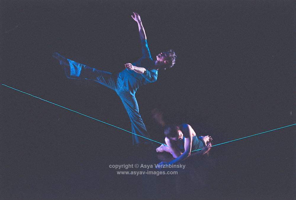 "Cathy Marston's ""Asyla"" for the Linbury at the Royal Opera House"
