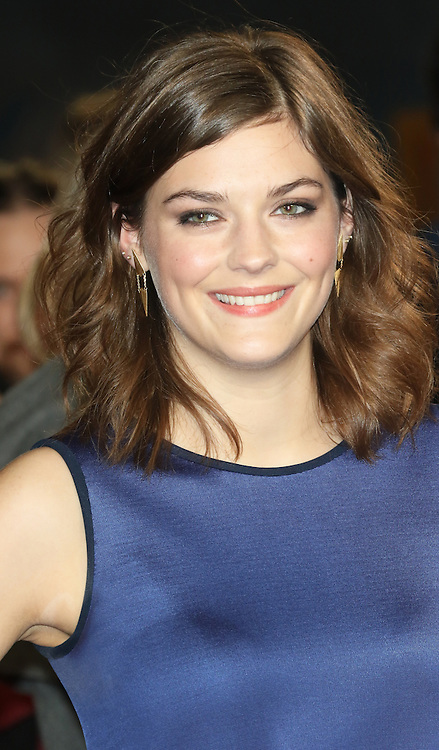 Amber Anderson, Exodus: Gods and Kings - World Film Premiere, Leicester Square, London UK, 03 December 2014, Photo by Richard Goldschmidt