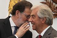 Mariano Rajoy se reunio con Vazquez