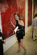SANJA SAKIC, Beyond Belief-Damien Hirst. White Cube Hoxton and Mason's Yard.Party  afterwards at the Dorchester. Park Lane. 2 June 2007.  -DO NOT ARCHIVE-© Copyright Photograph by Dafydd Jones. 248 Clapham Rd. London SW9 0PZ. Tel 0207 820 0771. www.dafjones.com.