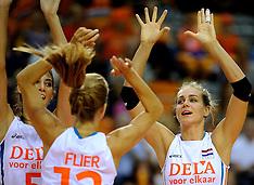 20120908 NED: EK Kwalificatie vrouwen Oekraïne - Nederland, Apeldoorn