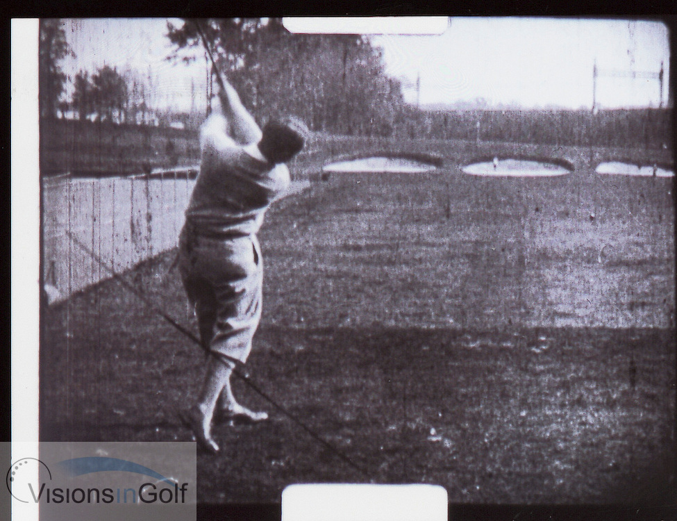 Bobby Jones swing sequence-6<br /> <br /> Picture Credit: &copy;Visions In Golf / Michael Hobbs / Mark Newcombe