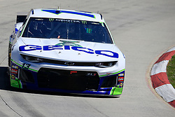 March 23, 2019 - Martinsville, VA, U.S. - MARTINSVILLE, VA - MARCH 23: #13: Ty Dillon, Germain Racing, Chevrolet Camaro GEICO during final practice for the STP 500 Monster Energy NASCAR Cup Series race on March 23, 2019 at the Martinsville Speedway in Martinsville, VA.  (Photo by David J. Griffin/Icon Sportswire) (Credit Image: © David J. Griffin/Icon SMI via ZUMA Press)