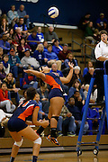 October 30, 2014.  <br /> MCHS Varsity Volleyball vs Clarke, Bull Run District Semi Finals.  Madison wins 3-0 (25-12, 25-13, 25-10) to improve their record to 22-0.  Madison will host William Monroe in the Bull Run District Finals at 7pm on Saturday evening.