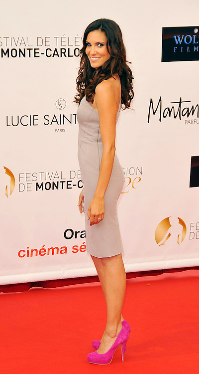 10.JUNE.2012. MONACO<br /> <br /> DANIELA RUAH ATTENDS THE OPENING CEREMONY OF THE 52ND MONTE CARLO TELEVISION FESTIVAL HELD AT THE GRAMALDI FORUM.  <br /> <br /> BYLINE: EDBIMAGEARCHIVE.CO.UK<br /> <br /> *THIS IMAGE IS STRICTLY FOR UK NEWSPAPERS AND MAGAZINES ONLY*<br /> *FOR WORLD WIDE SALES AND WEB USE PLEASE CONTACT EDBIMAGEARCHIVE - 0208 954 5968*