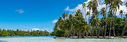 Tahaa, French Polynesia, South Pacific