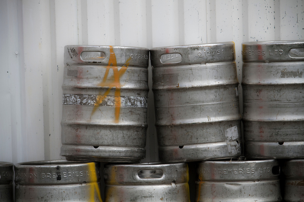 Kegs, Mangatainoka, New Zealand, Thursday, March 08, 2012.  Credit: SNPA / Bethelle McFedries