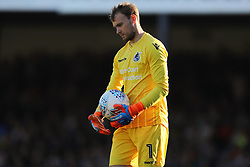 Sam Slocombe of Bristol Rovers - Mandatory by-line: Richard Calver/JMP - 05/05/2018 - FOOTBALL - Roots Hall - Southend-on-Sea, England - Southend United v Bristol Rovers - Sky Bet League One