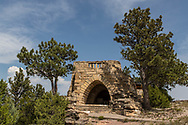 Guernsey Castle was constructed by the Civilian Conservation Corps, and it still stands on Aug. 13, 2017.