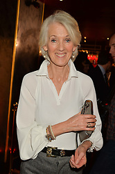 JOANNA TROLLOPE at the Costa Book of The Year Awards held at Quaglino's, 16 Bury Street, London on 26th January 2016.