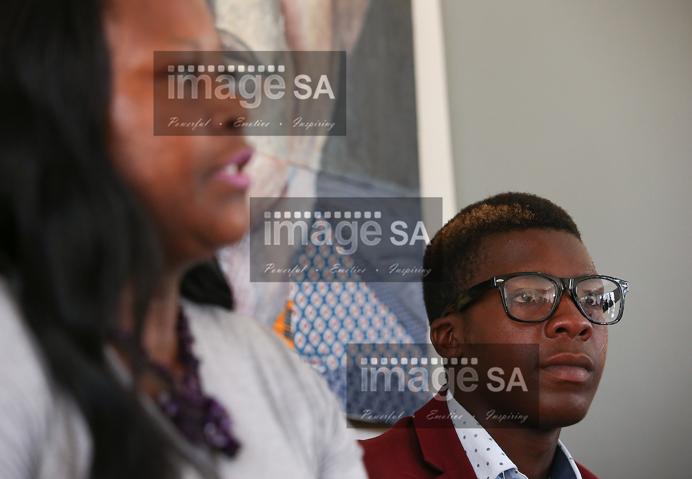 CAPE TOWN, SOUTH AFRICA - Wednesday 30 November 2016, Mr Awethu Benenengu (20) is a participant in the HVTN 702 study during the launch of a major study to test the efficacy of a vaccine to prevent HIV infection at the Emavundleni Research Centre in Old Crossroads, Cape Town. With more than 1 000 people in South Africa becoming infected with HIV each day, a successful HIV vaccine is seen as the key to ending the epidemic. This new preventive vaccine efficacy trial, called HVTN 702, is a critically important study and its start is a special moment in HIV research. HVTN 702 is the only current HIV vaccine efficacy trial in the world and is being conducted solely in South Africa. It has been seven years since the world last saw the start of an efficacy trial of an HIV vaccine. The South African study will test a modified form of the vaccine regimen used in RV144, a trial conducted in Thailand, which reported in 2009 that the candidate vaccine was 31.2% effective in preventing new HIV infections 3.5 years after first vaccination. HVTN 702 builds on the foundation of the promising Thai trial findings and seeks to increase the level of efficacy and durability of the vaccine response. If HVTN 702 is shown to be effective against new infections, this South African trial could lead to the licensing of the world&rsquo;s first HIV vaccine.<br /> Photo by Roger Sedres/ImageSA