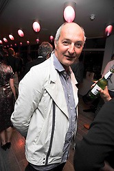 Pierre Condou at a dinner in honour of artist Ryan McGinley hosted by Alison Jacques to mark the occasion of his UK debut show 'Moonmilk' held at Paramount, Level 31, Centre Point, 103 New Oxford Street, London WC1 on 10th September 2009.