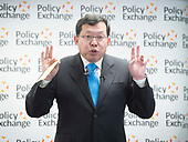 Policy Exchange Korea event 10th January 2018