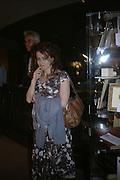 Helena Bonham-Carter, Private Preview of the Grosvenor House Art and Antiques Fair. 13 June 2007.  -DO NOT ARCHIVE-© Copyright Photograph by Dafydd Jones. 248 Clapham Rd. London SW9 0PZ. Tel 0207 820 0771. www.dafjones.com.