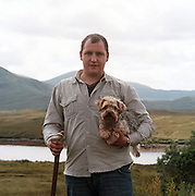 Harris Tweed, from land to street For my 'Harris Tweed' publication initially then Scottish TV afterwards