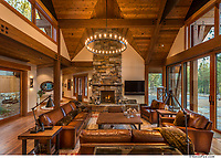 Ward Young Architects, Jones Corda Construction, Martis Camp