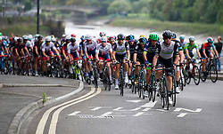 Mark cavendish Leads the race peloton - Mandatory by-line: Alex James/JMP - 10/09/2016 - CYCLING - Bristol stage of the Tour of Britain