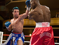 February 17, 2007: Paulie Malignaggi vs Edner Cherry