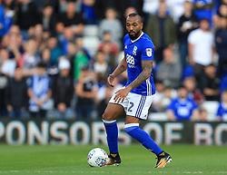Emilio Nsue of Birmingham City - Mandatory by-line: Paul Roberts/JMP - 15/08/2017 - FOOTBALL - St Andrew's Stadium - Birmingham, England - Birmingham City v Bolton Wanderers - Sky Bet Championship