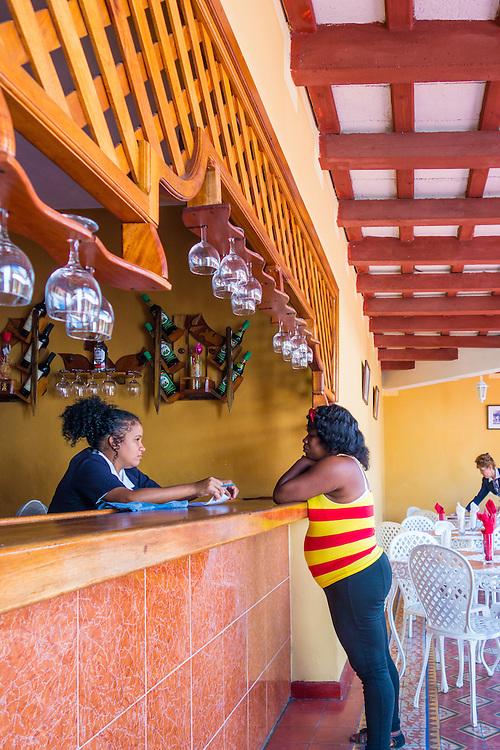 Restaurante 1525, Holguin, Cuba.