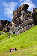 Stone barn, Iceland